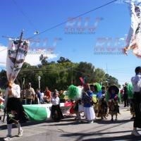 Tradicional Carnaval en Huejotzingo
