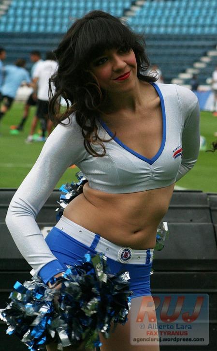 Las Celestes Porristas Cruz Azul 2012 – Jornada 13 (8)